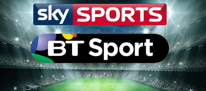 Sky Sports & BT Sports